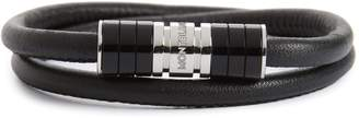 Montblanc Leather Bracelet