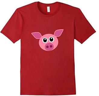 Pink Pig T Shirt