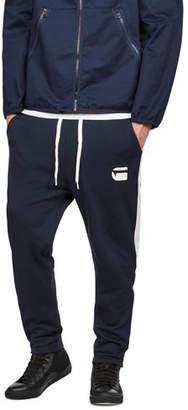 G Star G-Star Men's Core Striped Sweatpants