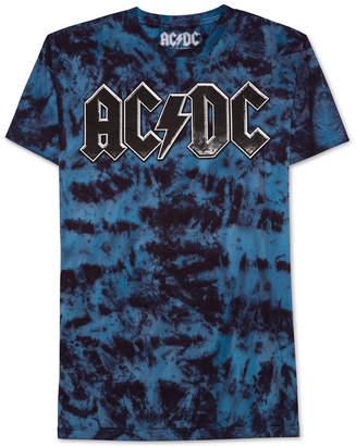 Hybrid Ac-dc Tie-Dye Men's T-Shirt by Apparel
