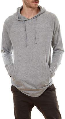 Px Clothing Men's Johnny Curved Hem Hoodie