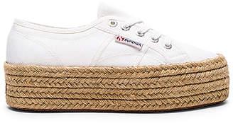Superga 2790 Cotro Sneaker in White $89 thestylecure.com