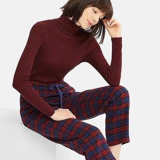 Uniqlo Women's Plaid Flannel Pants