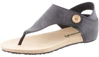 BearPaw Women's April Ankle-High Suede Sandal - 8M