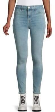 Free People Long & Lean Jeans