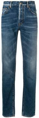 Marcelo Burlon County of Milan straight-leg jeans
