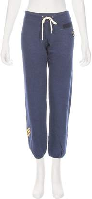 Monrow Military Patch Sweatpant