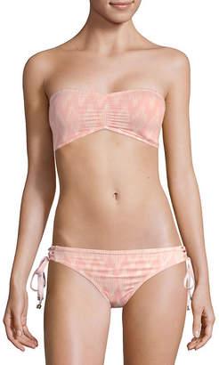 Eberjey Carmelita Oona Ikat Bikini Top