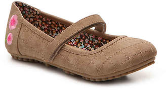 Jellypop Darbie Toddler & Youth Mary Jane Flat - Girl's