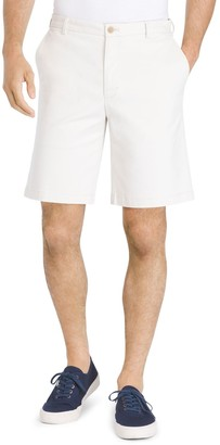 Izod Men's Saltwater Classic-Fit Stretch Chino Shorts