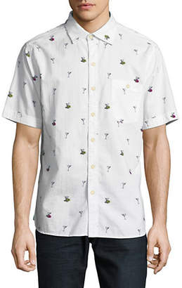 Tommy Bahama Mix Master Camp Sport Shirt