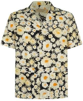 Burberry Daisy Print Utility Shirt