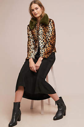 Helene Berman London Wild Leopard Coat