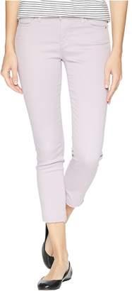 AG Adriano Goldschmied Prima Crop in Purple Haze Women's Jeans