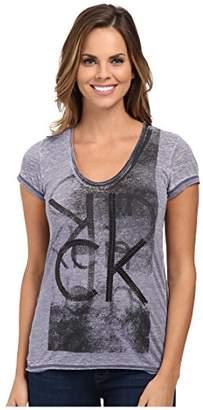 Calvin Klein Jeans Women's Stud Tee