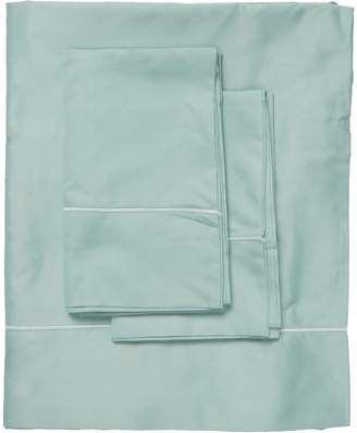 Hotel Collection Solid Cotton Sateen Sheet Set