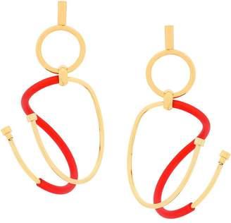 Paula Mendoza Gu earrings