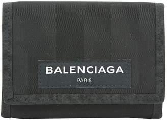 Balenciaga Black Cloth Small Bag, wallets & cases