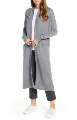 Lou & Grey Pocket Duster Sweater