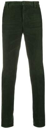 Dondup classic slim trousers
