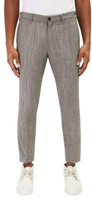 Traverse Regular-Fit Wool Trousers
