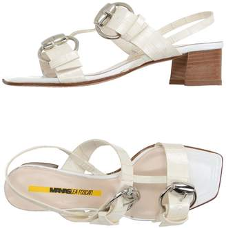 Manas Lea Foscati Sandals - Item 11180375