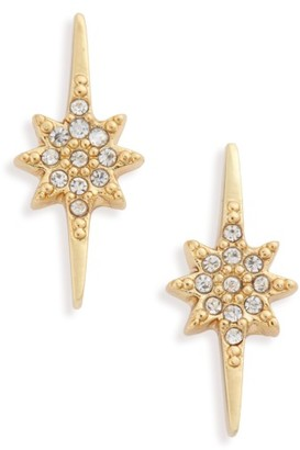 Women's Baublebar Stardust Earrings $28 thestylecure.com