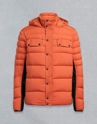 Belstaff Atlas Hooded Down Jacket