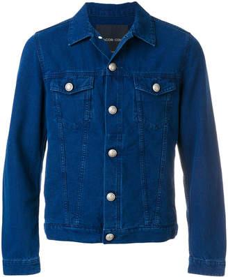 Jacob Cohen fitted denim jacket