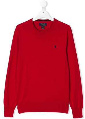 Ralph Lauren TEEN Big Pony sweater