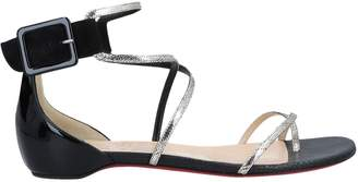 Christian Louboutin Toe strap sandals