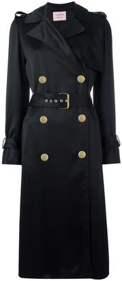 Lanvin belted trench coat $2,695 thestylecure.com