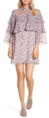 Rebecca Minkoff Darcy Ruffle Dress