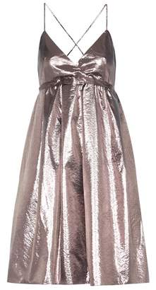Victoria Beckham Victoria Exclusive to mytheresa.com – metallic dress