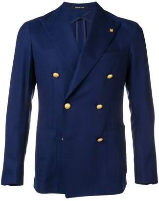 Tagliatore Monte Carlo double-breasted blazer