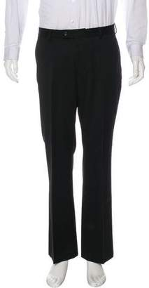 Burberry Wool-Blend Slim Pants
