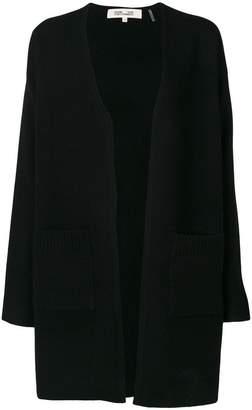 Diane von Furstenberg open cardigan
