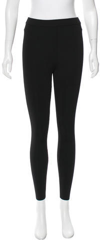 Alexander Wang T by Alexander Wang Rib Knit Skinny Leggings w/ Tags