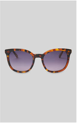 Whistles Romy Metal Detail Sunglasses