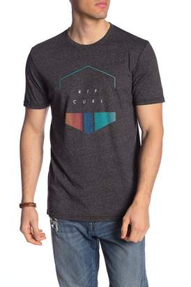 Rip Curl Elevate Short Sleeve Standard Fit Tee