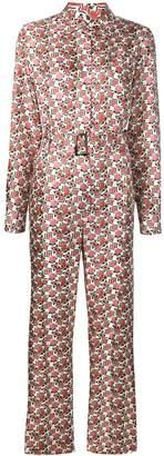 Alberto Biani printed jumpsuit