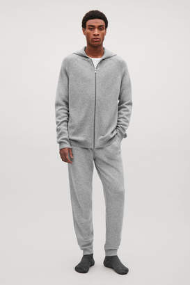 Cos RELAXED CASHMERE HOODIE