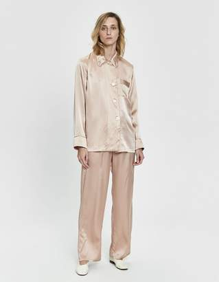 Araks Kate Silk Pajama Top
