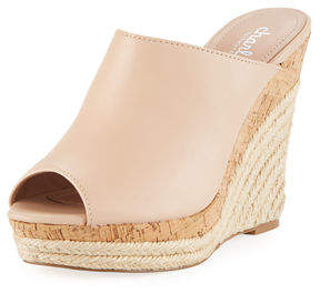 Charles by Charles David Azie High Wedge Sandal Mule