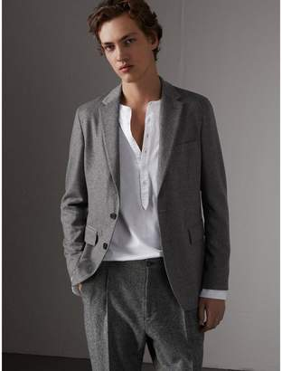 Burberry Soho Fit Cashmere Tailored Jacket