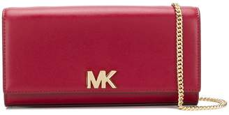 MICHAEL Michael Kors Moth chain clutch