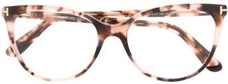 Tom Ford cat-eye glasses