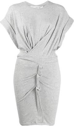 IRO fitted T-shirt dress