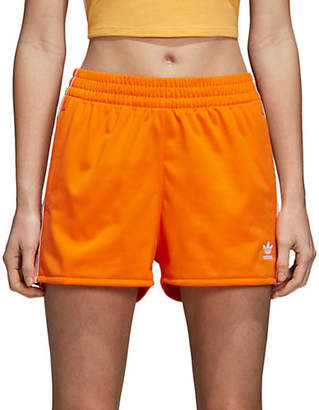 adidas Three-Stripe Shorts
