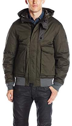 G Star Men's Expedic Hdd Bomber Down Alternative Outerwear Coat,(Manufacturer size: )
